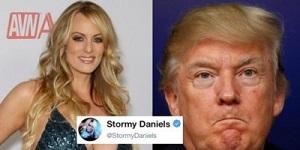 Stormy tweet